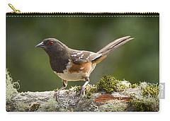Anticipation Carry-all Pouch by Jean Noren