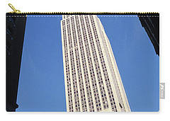 Empire State Building Carry-all Pouch by Jon Neidert