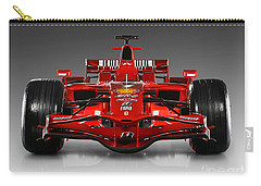 Ferrari F1 Carry-all Pouch by Marvin Blaine