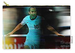 Landon Donovan Carry-all Pouch by Marvin Blaine