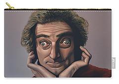 Marty Feldman Carry-all Pouch by Paul Meijering