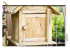 Nesting Box Carry-all Pouch by Tom Gowanlock