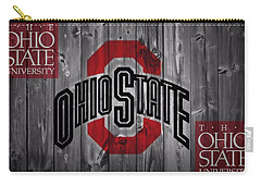 Ohio State Buckeyes Carry-all Pouch by Dan Sproul
