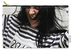 Pleading Insanity Carry-all Pouch by Jorgo Photography - Wall Art Gallery