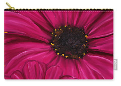 Purple Beauty Carry-all Pouch by Lourry Legarde
