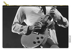 Stone Temple Pilots - Dean Deleo Carry-all Pouch by Concert Photos