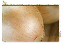 Unpeeled Onions Carry-all Pouch by Jorgo Photography - Wall Art Gallery