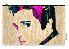 Elvis Carry-all Pouch by Marvin Blaine