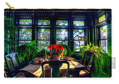 Glensheen Mansion Duluth Carry-all Pouch by Amanda Stadther