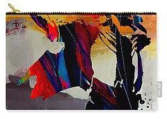 Michael Jackson Carry-all Pouch by Marvin Blaine