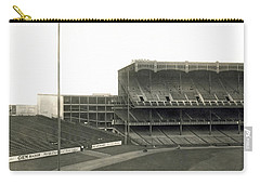1923 Yankee Stadium Carry-all Pouch by Underwood Archives