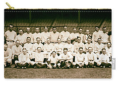 1926 New York Yankees Carry-all Pouch by Mountain Dreams
