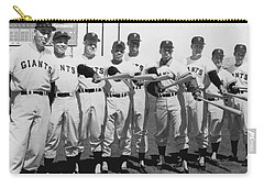 1961 San Francisco Giants Carry-all Pouch by Underwood Archives