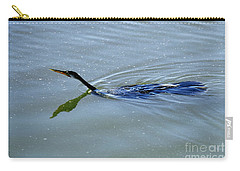 Anhinga Carry-all Pouch by Art Wolfe