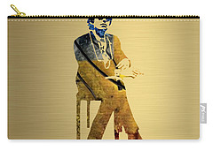 Bob Dylan Gold Series Carry-all Pouch by Marvin Blaine