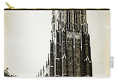 Duke Chapel Carry-all Pouch by Emily Kay