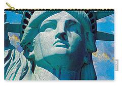 Lady Liberty Carry-all Pouch by Jon Neidert