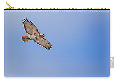 Out Of The Blue Carry-all Pouch by Bill Wakeley