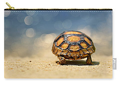 Road Warrior Carry-all Pouch by Laura Fasulo