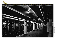 23rd Street Station Carry-all Pouch by Benjamin Yeager