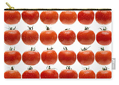 24 Tomatoes Carry-all Pouch by Steve Gadomski