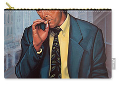Al Pacino  Carry-all Pouch by Paul Meijering