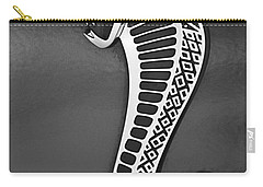 Cobra Emblem Carry-all Pouch by Jill Reger