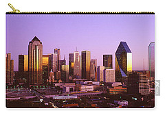 Dallas, Texas, Usa Carry-all Pouch by Panoramic Images