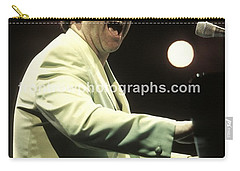 Elton John Carry-all Pouch by Concert Photos