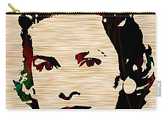 Grace Kelly  Carry-all Pouch by Marvin Blaine