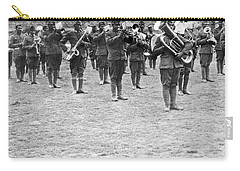 369th Infantry Regiment Band Carry-all Pouch by Underwood Archives