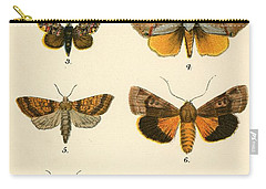 Butterflies Carry-all Pouch by English School