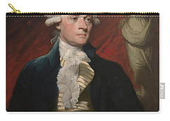 Thomas Jefferson Carry-all Pouch by War Is Hell Store