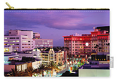 High Angle View Of Buildings In A City Carry-all Pouch by Panoramic Images