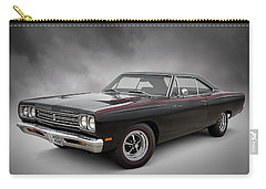 '69 Roadrunner Carry-all Pouch by Douglas Pittman