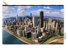 Chicago Il Carry-all Pouch by Panoramic Images