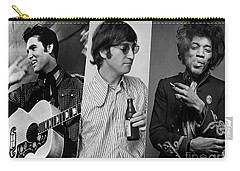 Rock N Soul Legends Carry-all Pouch by Marvin Blaine