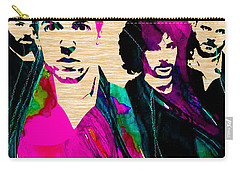 Coldplay Collection Carry-all Pouch by Marvin Blaine
