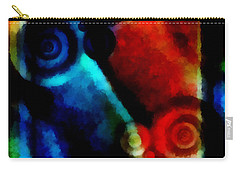 A Drop In The Puddle 1 Carry-all Pouch by Angelina Vick