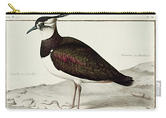 A Lapwing Carry-all Pouch by Nicolas Robert