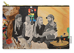 A Tribute Carry-all Pouch by Leah Price