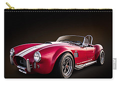 Ac Cobra Carry-all Pouch by Douglas Pittman