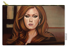 Adele Carry-all Pouch by Paul Meijering