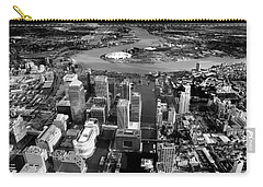 Aerial View Of London 5 Carry-all Pouch by Mark Rogan