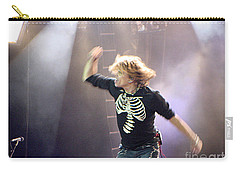 Aerosmith-steven Tyler-00193 Carry-all Pouch by Gary Gingrich Galleries
