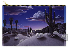After The Rain Carry-all Pouch by Snake Jagger