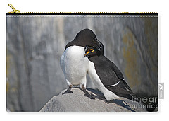 All You Need Is Love... Carry-all Pouch by Nina Stavlund