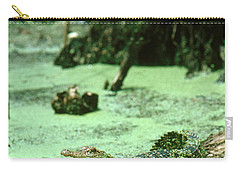 American Alligator Carry-all Pouch by Gregory G. Dimijian, M.D.