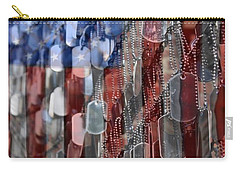 American Sacrifice Carry-all Pouch by DJ Florek