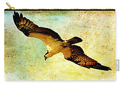 Ancient Hunter Carry-all Pouch by Carol Groenen